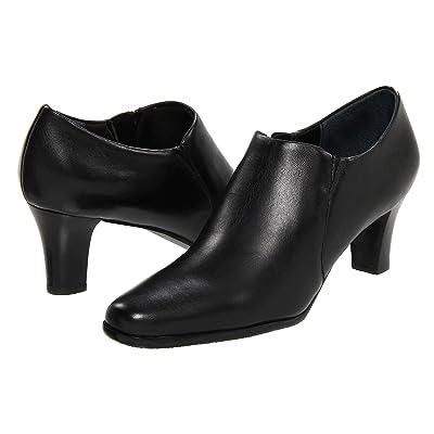 Trotters Jolie (Black Soft Kid Leather) Women