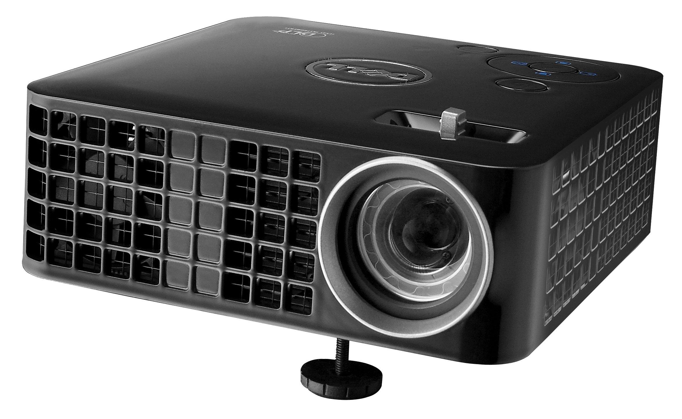 DELL M115HD - Proyector (450 lúmenes ANSI, DLP, WXGA (1280x800 ...