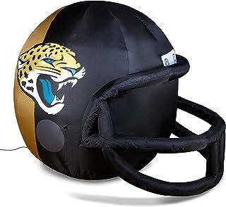 Fabrique Innovations 美国职业橄榄球大联盟中性款充气草坪头盔 黑色 均码