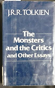 The Monsters and the Critics, and Other Essays