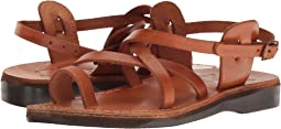 Jerusalem Sandals The Good Shepherd Buckle - Womens