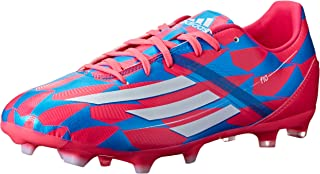 adidas Mens f10 fg-m, Pink/Running White/Solar Blue S,