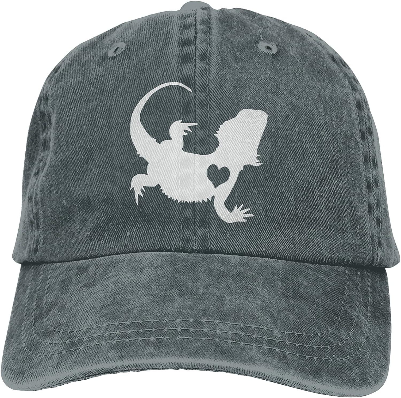 Aioxbz Lizard Male and Female Super intense SALE Ha Dad Adult unisex Cowboy Hat