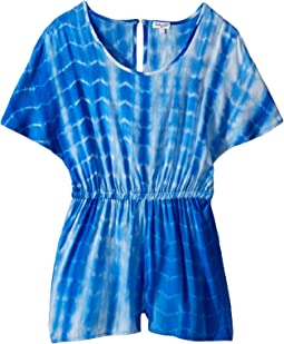 Splendid Littles Tie-Dye Romper (Big Kids)