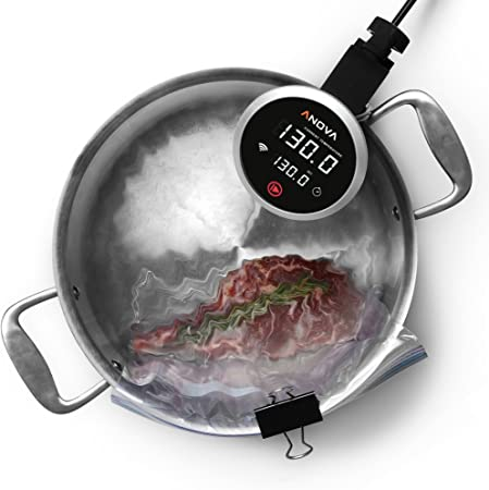 Anova Culinary Sous Vide Precision Cooker | WiFi + Bluetooth | 900W (Discontinued)