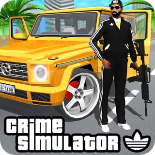 Crime Simulator Real Gangster