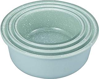 シービージャパン 耐熱皿 セット サークル グレー 電子レンジ対応 オーブン対応 耐熱ガラス皿セット atomico