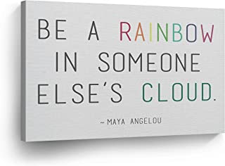 Best be a rainbow in someone else's cloud poster Reviews