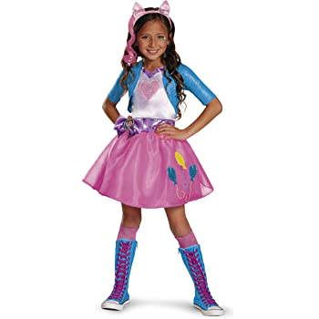 Toys Division Disguise 85512G Twilight Sparkle Equestria Deluxe Costume 10-12 Large Disguise Costumes