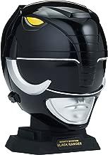 Best power rangers black ranger helmet Reviews