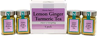does ginger pear white tea have caffeine