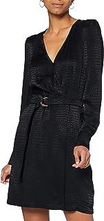 Morgan Robe Imprimé Animalier Rcroki Vestido Informal de Negocios para Mujer