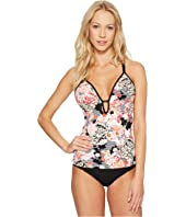 Kenneth Cole - Sweet Sakura Push-Up Tankini