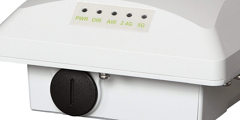 Ruckus Wireless ZoneFlex T300 (Omni, Outdoor Access Point, 802.11AC, 2x2:2 - Internal BeamFlex+, Dual-Band Concurrent, PoE Input) 901-T300-US01 (Renewed)
