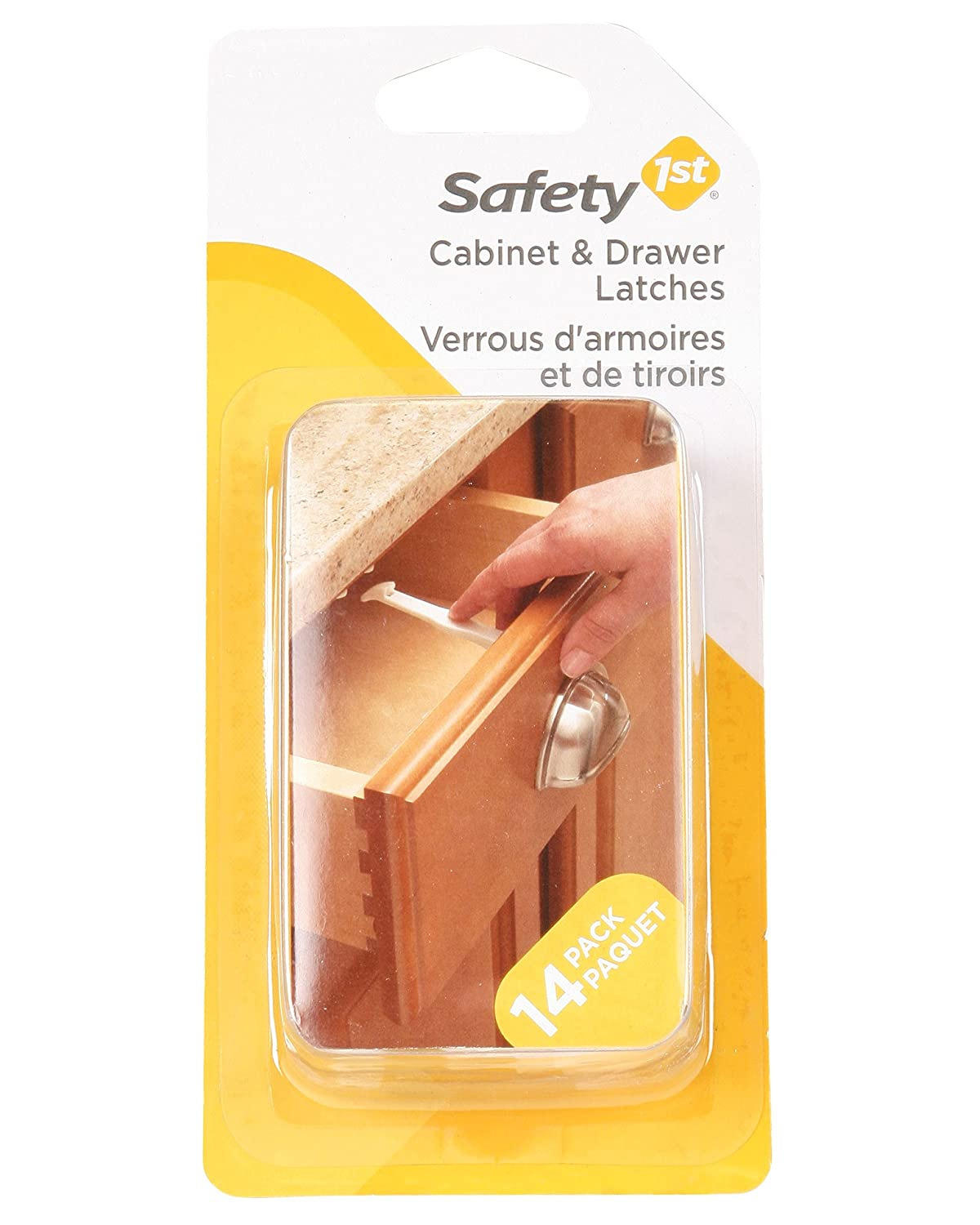 Safety 1st 14 Pack Philadelphia Mall Grip Wide Latches excellence