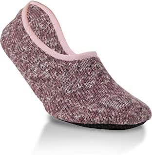 World's Softest Socks Ragg Slippers Weekend Collection, Abigail