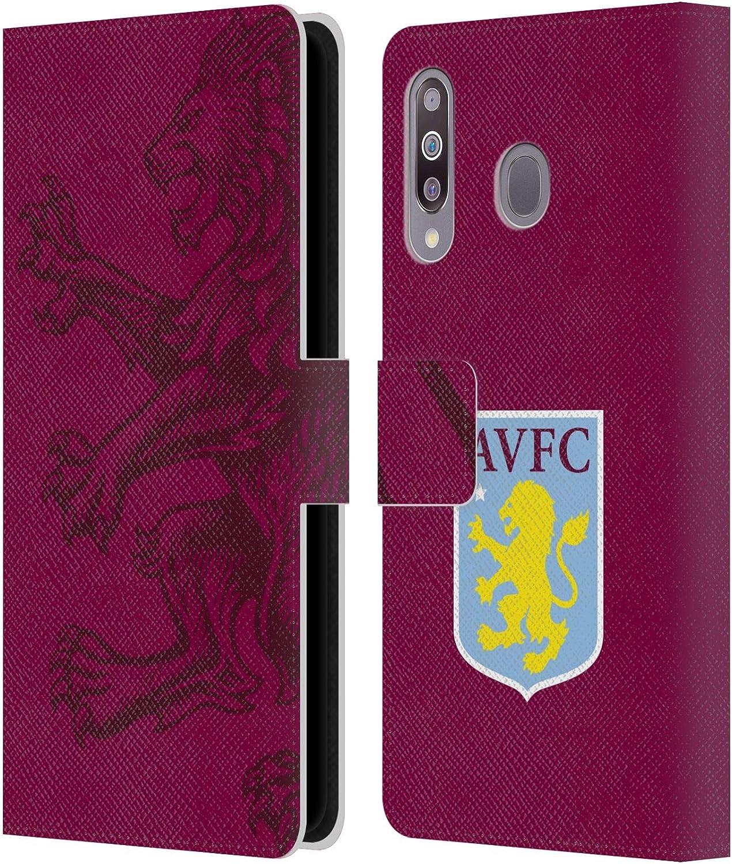 2020 Official Aston Villa Football Club Oversized Lion Crest ...