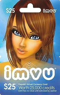 IMVU Gift Card