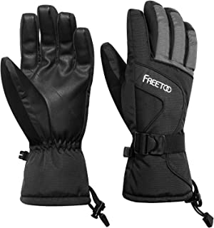 radar ski gloves