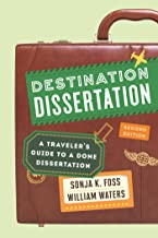 Best destination dissertation ebook Reviews