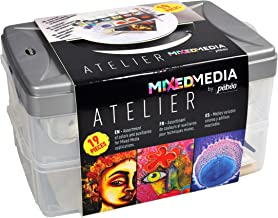 PEBEO Mixed Media Studio Workbox Collection, Set
