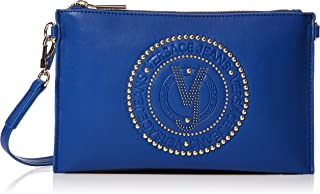 EE3VSBPR9 E202 Blue Clutch for Womens