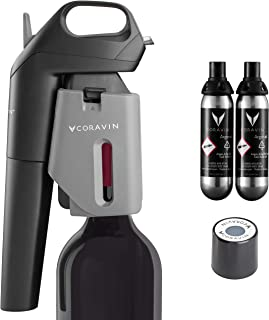 Coravin Model Three Advanced Wine Bottle Opener and Preservation System
