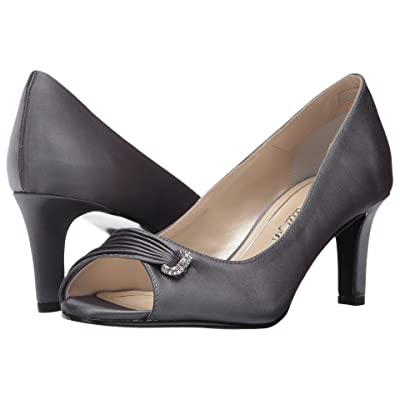 Caparros John (Carbon Satin) High Heels