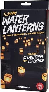 Thumbs Up UK Water Lanterns Pack of 10