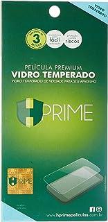 Pelicula de Vidro Temperado 9h para Motorola Moto G7/ G7 Plus, HPrime, Película Protetora de Tela para Celular, Transparente
