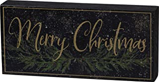 Primitives by Kathy Block Sign - Merry Christmas