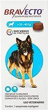 Bravecto Cães 20 até 40kg, 1000mg Bravecto para Cães, 20