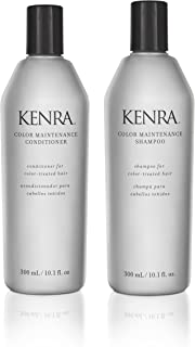 Kenra Color Maintenance Shampoo and Conditioner Set, 10.1-Ounce