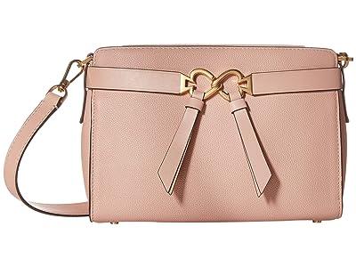 Kate Spade New York Toujours Medium Crossbody (Flapper Pink) Bags