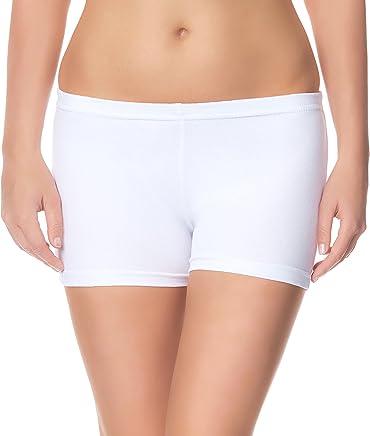 2bb2a998e6b6c Ladeheid Short Culotte Pantalon Legging Court Sport Yoga Pants Vêtement  Tenue de Sport Femme LAMA05