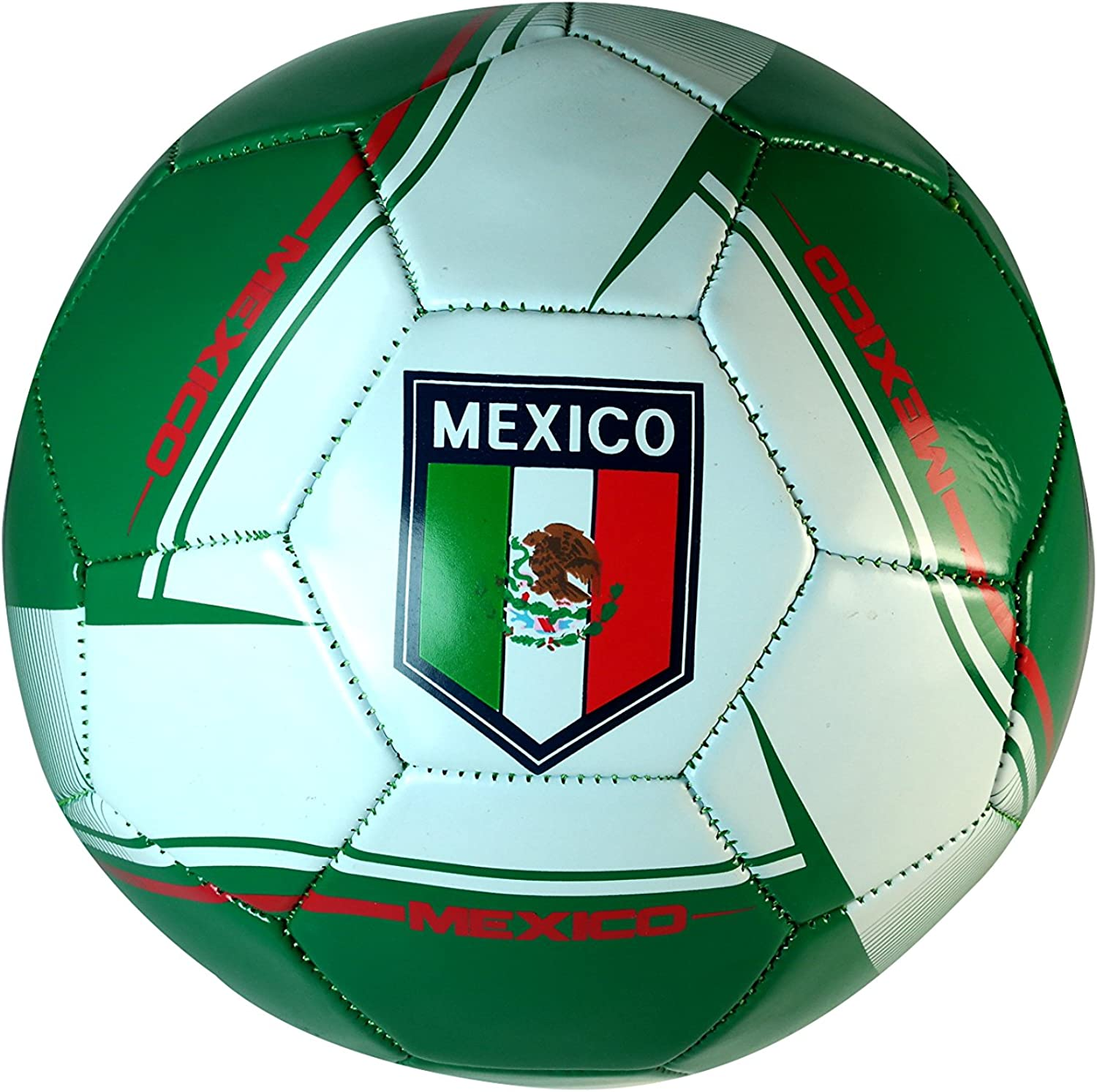 Mexico Authentic Official Licensed Soccer Ball Size 5 001