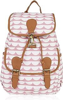 KLEIO 43 cm Backpack (ECO2003KL-PI_Pink)