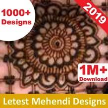 Letest Mehendi Designs 2019
