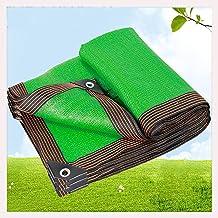 LIXIONG Sunblock schaduwdoek, zonnekap netto groene polyethyleen doorloop anti-aging anti-rimpel voor landbouw berg vergro...