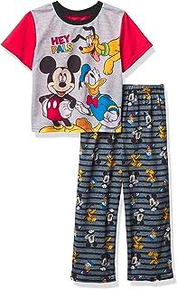 Kids Boys Girls Mickey Mouse Pyjama Set Nightwear  ▪  Pajamas Outfits