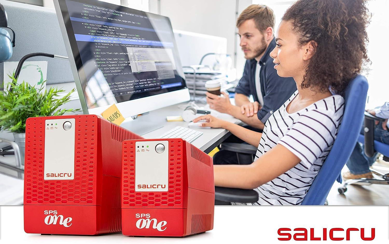Salicru SPS One 500 VA Adaptateur USB-VGA