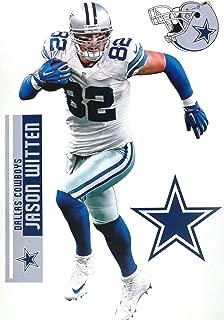 Jason Witten FATHEAD TEAMMATE Dallas Cowboys Logo Set Official NFL Vinyl Wall Graphics 17
