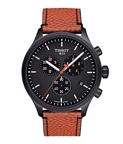 Tissot Special Collections Chrono XL NBA Collector T1166173605108 (Black) Watches