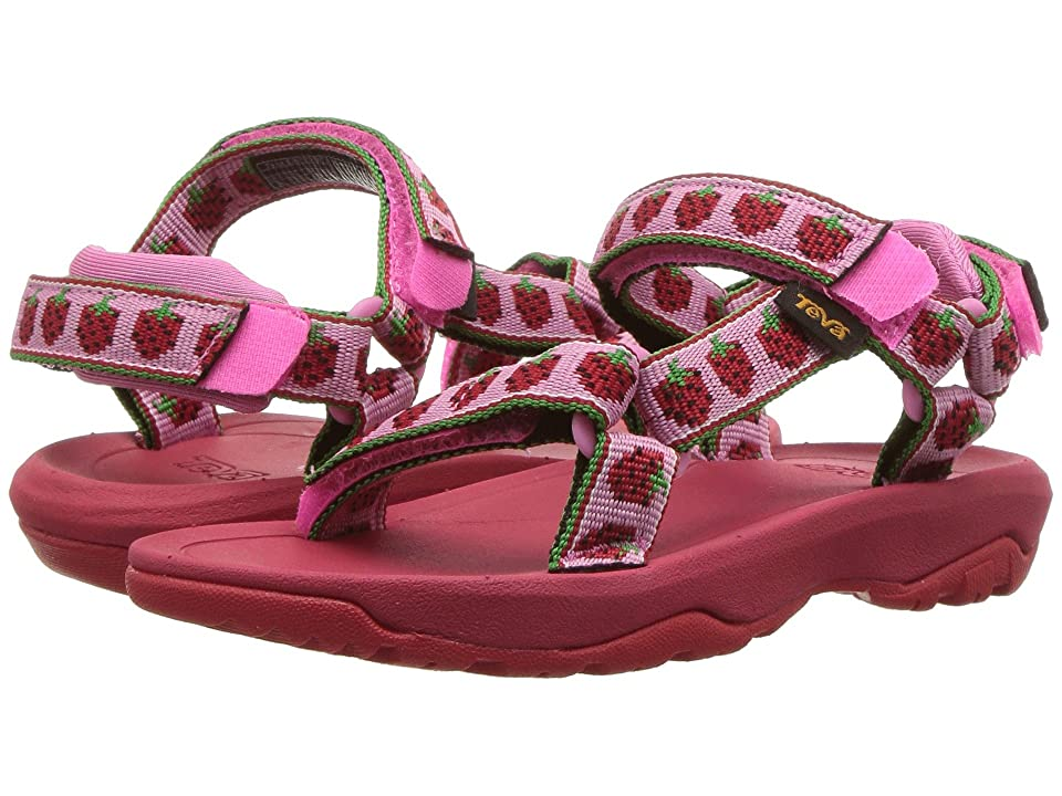 Teva Kids Hurricane XLT 2 (Toddler) (Strawberry Pink) Girls Shoes