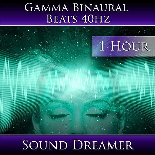 Gamma Binaural Beats 40hz - 1 Hour by Sound Dreamer on