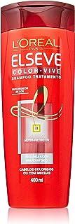 Shampoo Colorvive Elseve L'Oréal Paris 400 ml, L'Oréal Paris, 400Ml