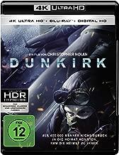 Dunkirk 4K, 1 UHD-Blu-ray + 1 Blu-ray + Digital HD