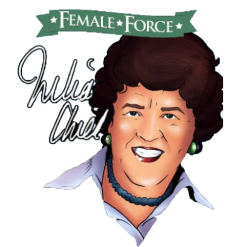 Female Force: Julia Child Interactive Comic Book App