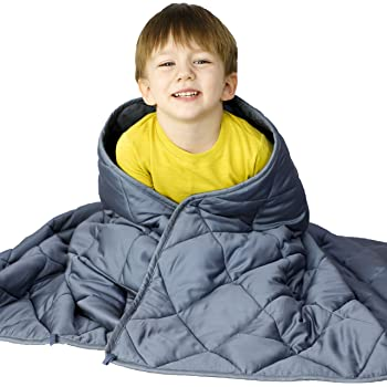 """WONAP Cooling Weighted Blanket for Kids 