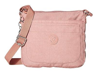 Kipling Sebastian Crossbody (Galaxy Twist Pink) Cross Body Handbags